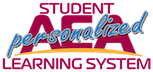 AEA Student Personalized Learning System Logo